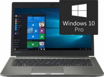 Laptop Toshiba Portege Z30-C-16L Intel Core Skylake i7-6500U 256GB 8GB Win10 Pro FullHD Laptop laptopuri