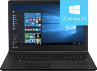 Laptop Toshiba Satellite Pro R50-C-15X Intel Core i3-6006U 500GB 4GB Win10 HD Laptop laptopuri
