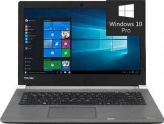 Laptop Toshiba Tecra A40-C-1DF Intel Core Skylake i5-6200U 256GB 8GB Win10 Pro FullHD Laptop laptopuri