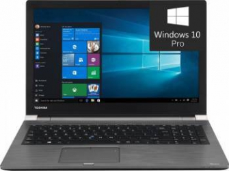 Laptop Toshiba Tecra Z50-C-138 Intel Core Skylake i5-6200U 256GB 8GB Win10 Pro FullHD IPS Laptop laptopuri