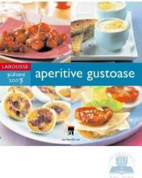 Larousse aperitive gustoase Carti