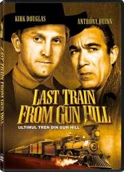 Last Train From Gun Hill DVD 1959 Filme DVD