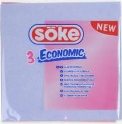 Lavete uscate Soke Economic Spontex 3 buc