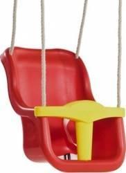 Leagan pentru copii Luxe PP rosu galben Jucarii de exterior