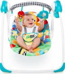 Leagan portabil Safari Smiles 60403 Balansoare, premergatoare, centre activi