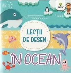 Lectii de desen - In ocean