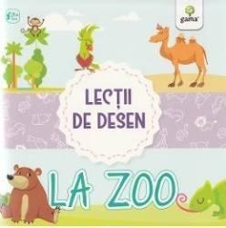 Lectii de desen - La zoo