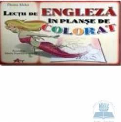 Lectii de engleza in planse de colorat - Diana Radoi