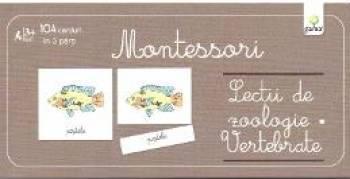 Lectii de zoologie. Vertebrate - Montessori