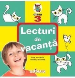 Lecturi de vacanta cls 3 Carti