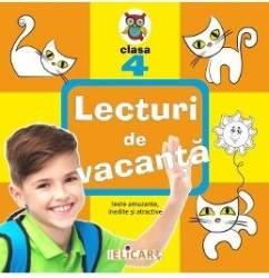 Lecturi de vacanta cls 4