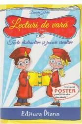 Lecturi de vara - Clasa a 1-a - Daniela Bulai Carti