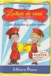 Lecturi de vara - Clasa pregatitoare - Daniela Bulai Carti