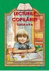 Lecturile copilariei clasa a 2-a