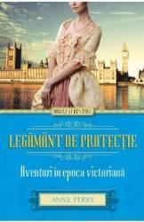 Legamant de protectie - Anne Perry