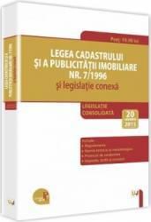 Legea cadastrului si a publicitatii imobiliare act. 20 noiembrie 2015