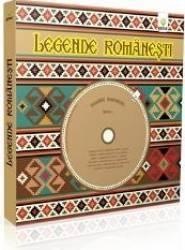 Legende Romanesti + 2CD