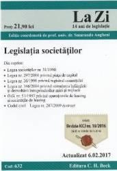 Legislatia societatilor Act. 6.02.2017