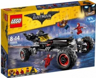 LEGO BATMAN - BATMOBIL 70905 Lego