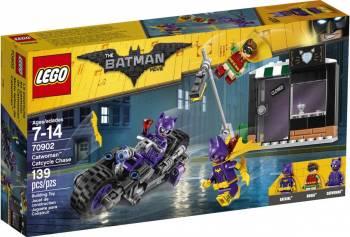 LEGO BATMAN - CATWOMEN: URMARIREA IN CATCYCLE 70902 Lego