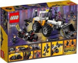 LEGO BATMAN - EXCAVATORUL DUBLU A LUI TWO-FACE 70915 Lego