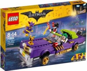 LEGO BATMAN - JOKER SI MASINA NOTORIUS 70906 Lego