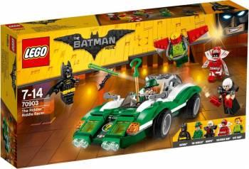 LEGO BATMAN - MASINA DE CURSE RIDDLER 70903 Lego