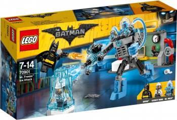 LEGO BATMAN - MR. FREEZE: ATACUL INGHETAT 70901 Lego