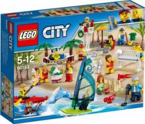 LEGO CITY - COMUNITATEA ORASULUI: DISTRACTIE LA PLAJA 60153 Lego