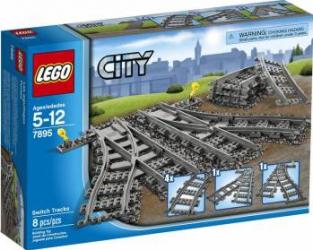 LEGO CITY - MACAZ DE CALE FERATA 7895 Lego