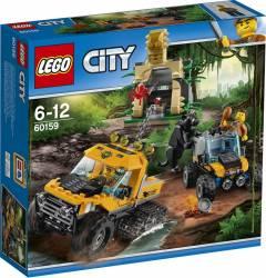 LEGO CITY - MISIUNE IN JUNGLA CU AUTOBLINDATA 60159 Lego