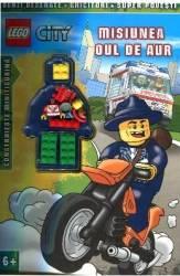 Lego City - Misiunea oului de aur 6+