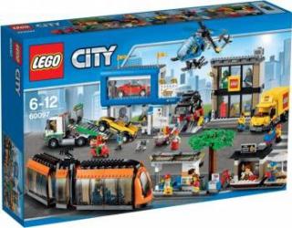 LEGO CITY - PIATA ORASULUI 60097 Lego