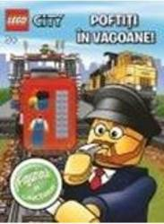 Lego City - Poftiti in vagoane 5+