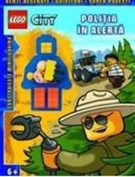 Lego City - Politia in alerta 6+