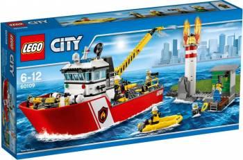 LEGO CITY - SALUPA PENTRU STINS INCENDII 60109 Lego