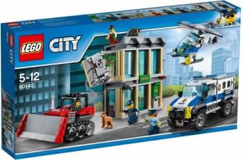 LEGO CITY - SPARGERE CU BULDOZERUL 60140 Lego