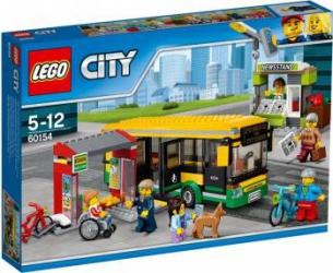 LEGO CITY - STATIA DE AUTOBUZ 60154 Lego