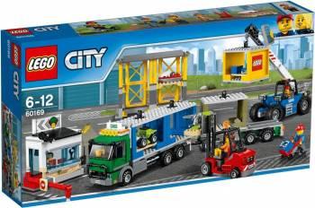 LEGO CITY - TERMINAL DE MARFA 60169 Lego
