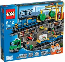 LEGO CITY - TREN DE MARFA 60052 Lego