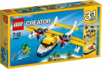 LEGO CREATOR - AVENTURI PE INSULA 31064 Lego