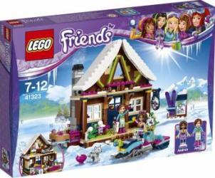 LEGO FRIENDS - STATIUNE DE IARNA - CABANA 41323 Lego