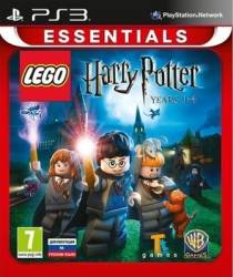 Lego Harry Potter Essentials 1-4 PSP