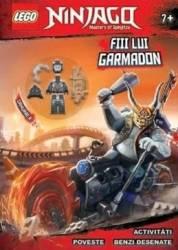 Lego Ninjago 7 ani + - Fiii lui Garmadon