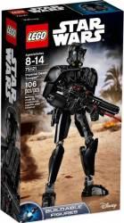 LEGO STAR WARS - FIGURINA IMPERIAL DEATH TROOPER 75121 lego