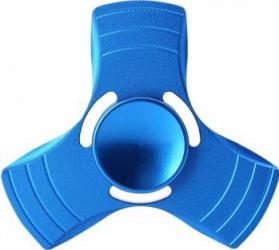 Lemontti Fidget Spinner Aluminiu Albastru Jucarii antistres