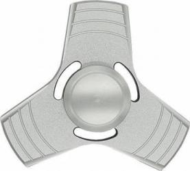 Lemontti Fidget Spinner Aluminiu Argintiu Jucarii antistres
