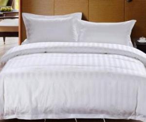 Lenjerie de pat Heinner King Size HR-4kgbed190-White Lenjerii de pat