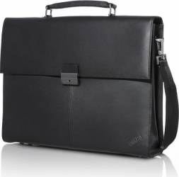 pret preturi Geanta Lenovo ThinkPad Executive Leather Case 14.1 Negru