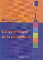 Lenseignement de la phonetique - Doina Dimitriu Carti